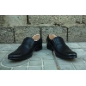 44 Туфли (полуботинки) офицерские кожаные