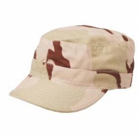 Полевая кепка US BDU, RIP STOP, 3-color desert