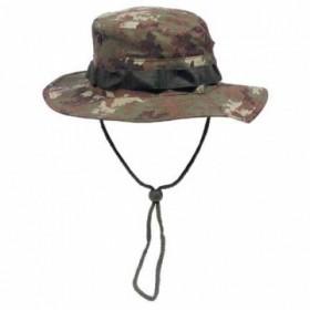 Шляпа US из ткани рип-стоп в расцветке Vegetato