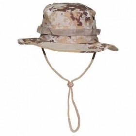 Шляпа US из ткани рип-стоп в расцветке Vegetato desert