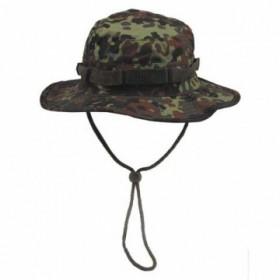 Шляпа US, рип-стоп, flecktarn