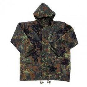 Куртка BW б/у gore-tex (триламинат) Flecktarn