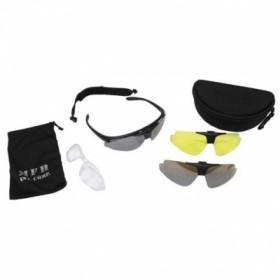 """Спортивные очки """"HAWK"""". Сменные стекла в комплекте"""