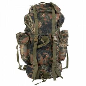 Классический военный рюкзак BW, flecktarn, 65 литров