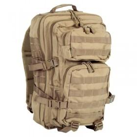 Рюкзак US Assault pack бежевый